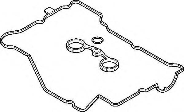 Комплект прокладок, крышка головки цилиндра ELRING 005.660