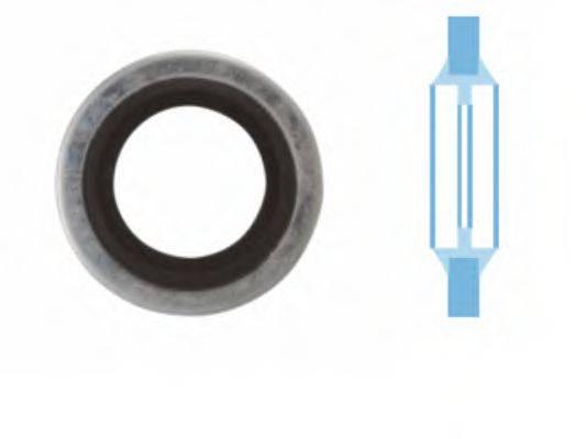 Уплотнительное кольцо, резьбовая пр CORTECO 006339H