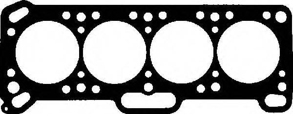 Прокладка, головка цилиндра ELWIS ROYAL 0038847
