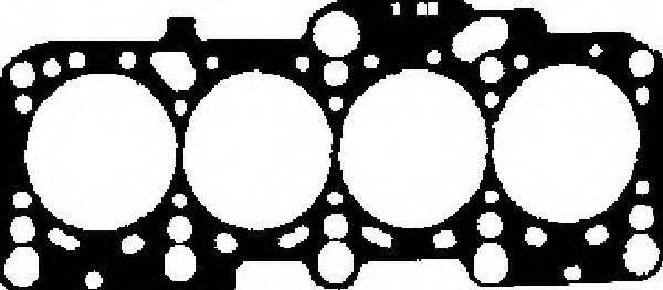Прокладка, головка цилиндра ELWIS ROYAL 0056065