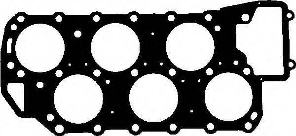 Прокладка, головка цилиндра ELWIS ROYAL 0056091