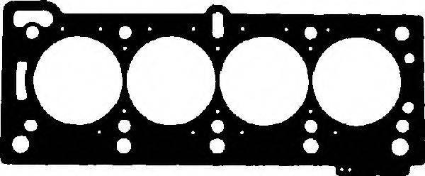 Прокладка, головка цилиндра ELWIS ROYAL 0046838