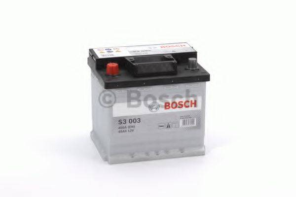 Стартерная аккумуляторная батарея; Стартерная аккумуляторная батарея BOSCH 0 092 S30 030