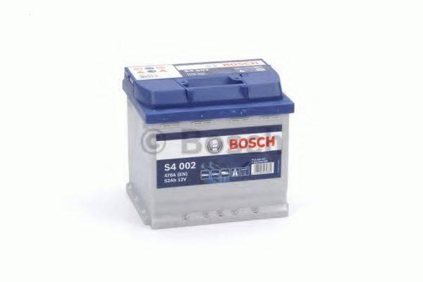 Стартерная аккумуляторная батарея; Стартерная аккумуляторная батарея BOSCH 0 092 S40 020