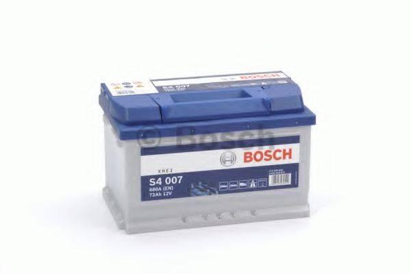 Стартерная аккумуляторная батарея; Стартерная аккумуляторная батарея BOSCH 0 092 S40 070
