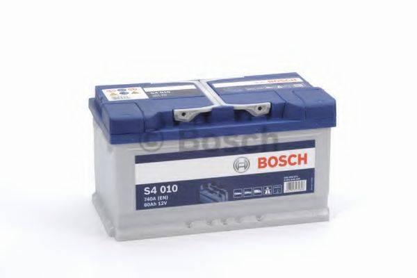 Стартерная аккумуляторная батарея; Стартерная аккумуляторная батарея BOSCH 0 092 S40 100