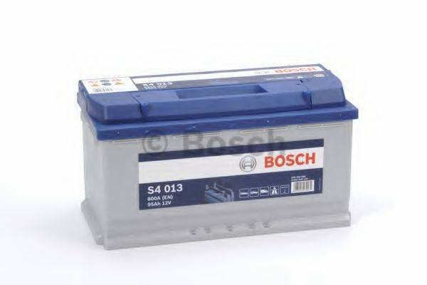 Стартерная аккумуляторная батарея; Стартерная аккумуляторная батарея BOSCH 0 092 S40 130