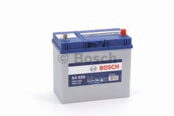 Стартерная аккумуляторная батарея; Стартерная аккумуляторная батарея BOSCH 0 092 S40 200
