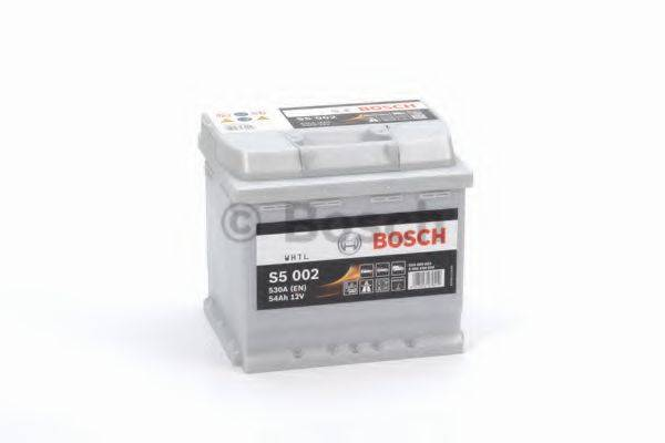 Стартерная аккумуляторная батарея; Стартерная аккумуляторная батарея BOSCH 0 092 S50 020