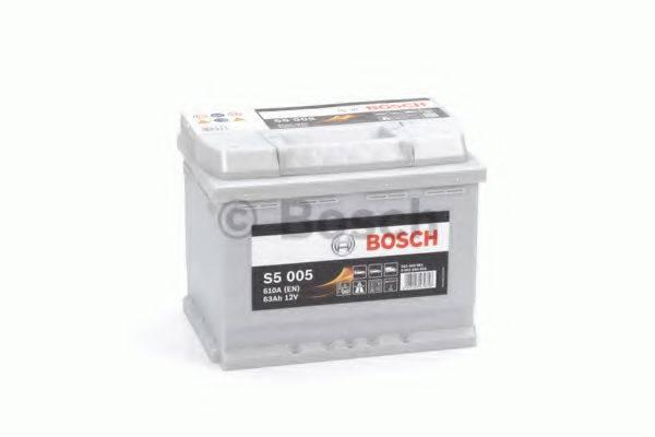 Стартерная аккумуляторная батарея; Стартерная аккумуляторная батарея BOSCH 0 092 S50 050