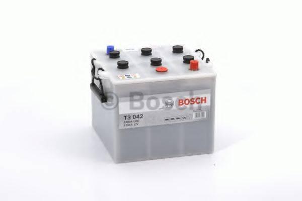 Стартерная аккумуляторная батарея; Стартерная аккумуляторная батарея BOSCH 0 092 T30 420
