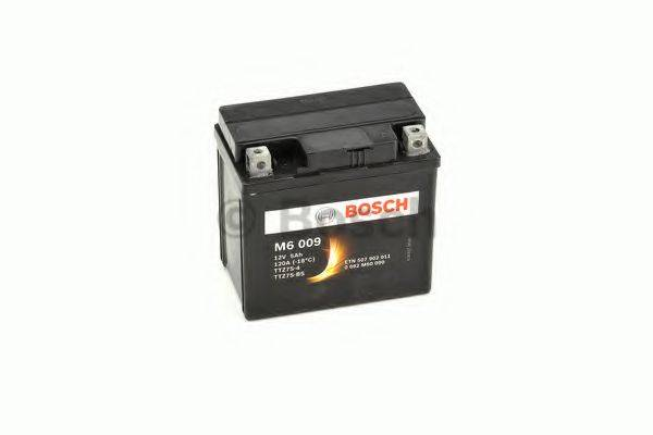 Стартерная аккумуляторная батарея; Стартерная аккумуляторная батарея BOSCH 0 092 M60 090