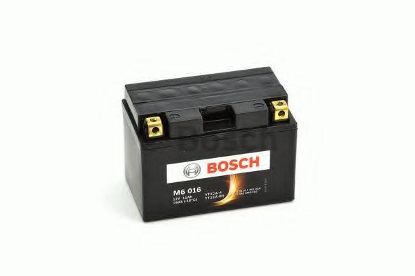 Стартерная аккумуляторная батарея; Стартерная аккумуляторная батарея BOSCH 0 092 M60 160