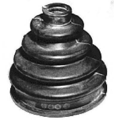 Пыльник, приводной вал METALCAUCHO 00642