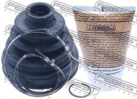 Пыльник, приводной вал FEBEST 0115-GSU45T