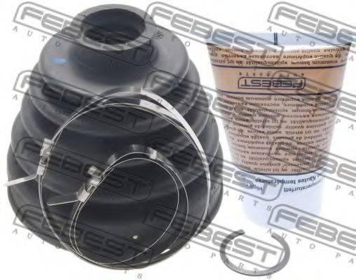 Пыльник, приводной вал FEBEST 0115-GX100RT