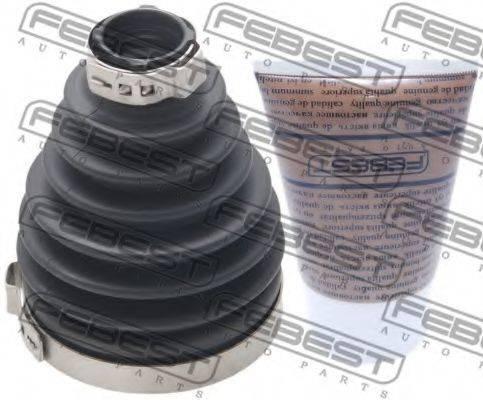 Пыльник, приводной вал FEBEST 0117P-ACA33R