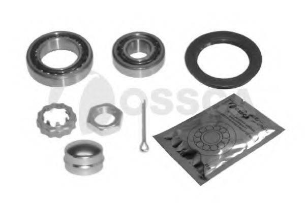 Комплект подшипника ступицы колеса OSSCA 00558