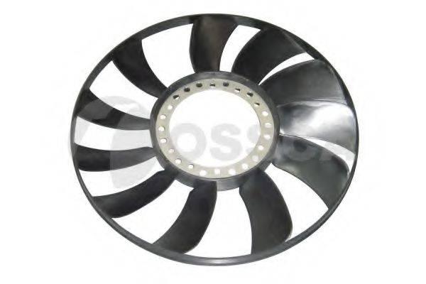 Крыльчатка вентилятора, охлаждение двигателя OSSCA 01008