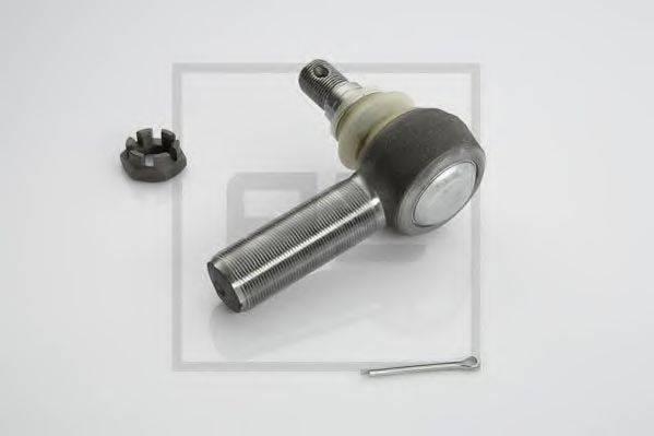 Наконечник поперечной рулевой тяги; Угловой шарнир, продольная рулевая тяга PE AUTOMOTIVE 012.057-00A