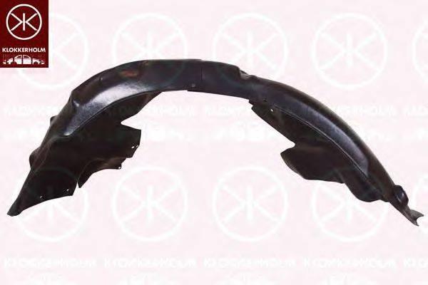 Обшивка, колесная ниша KLOKKERHOLM 0029388